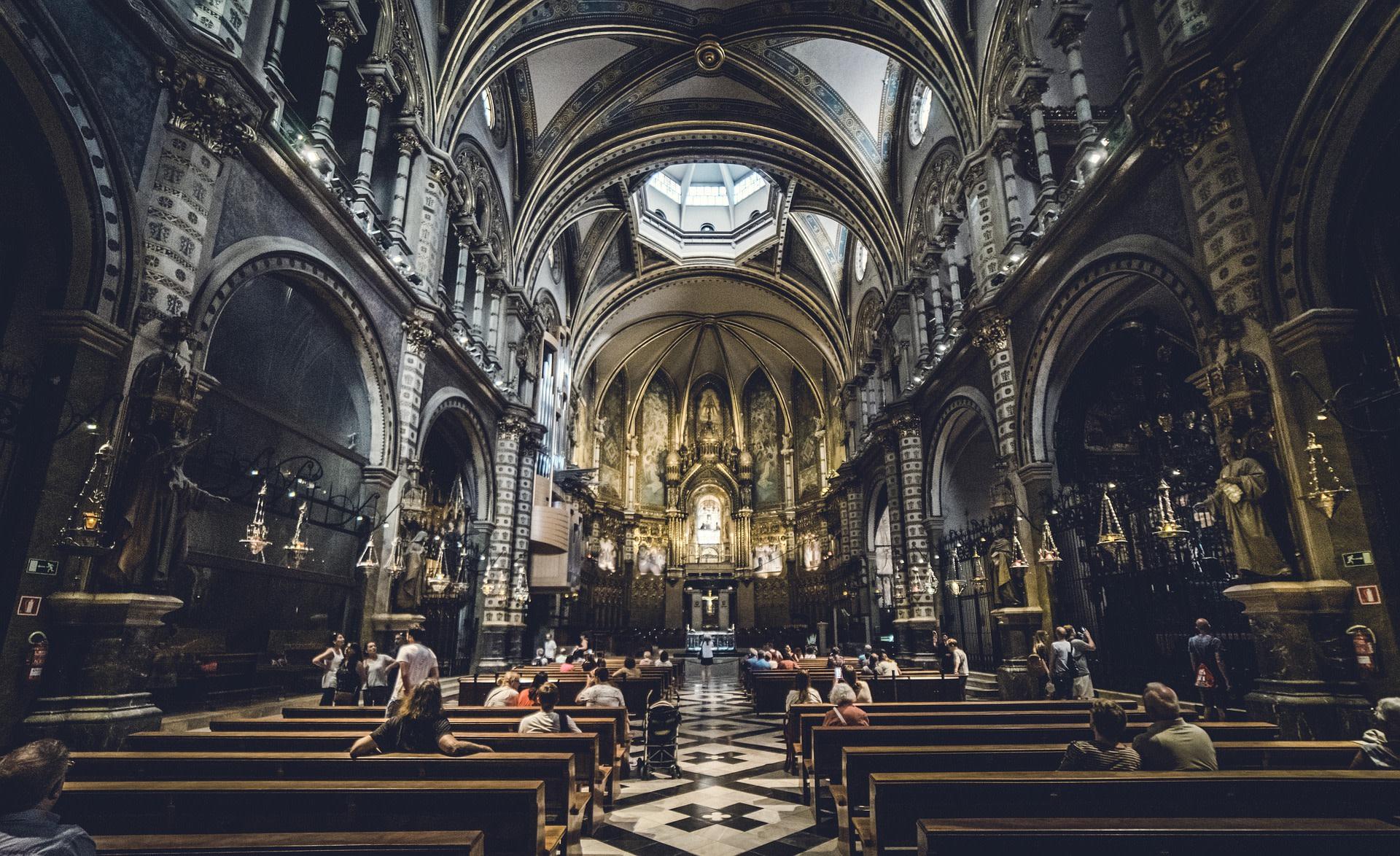 Montserrat Monastery and Church