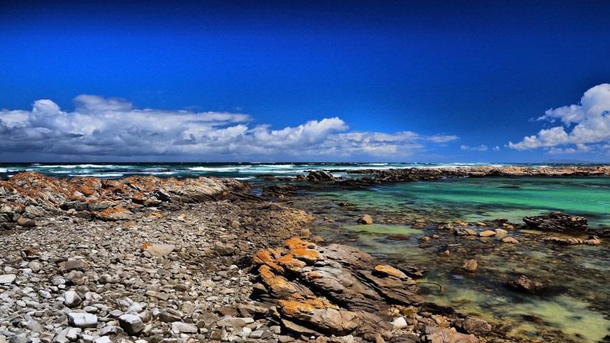 Admire the Coastal Views