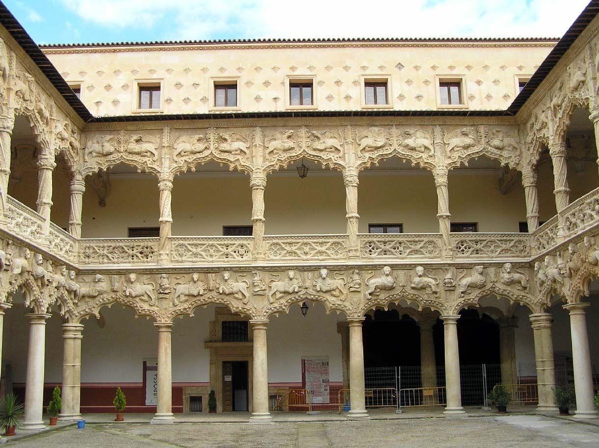 Palace of Antonio de Mendoza