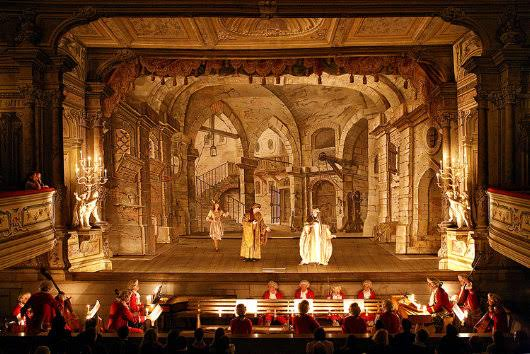 Castle Baroque Theatre