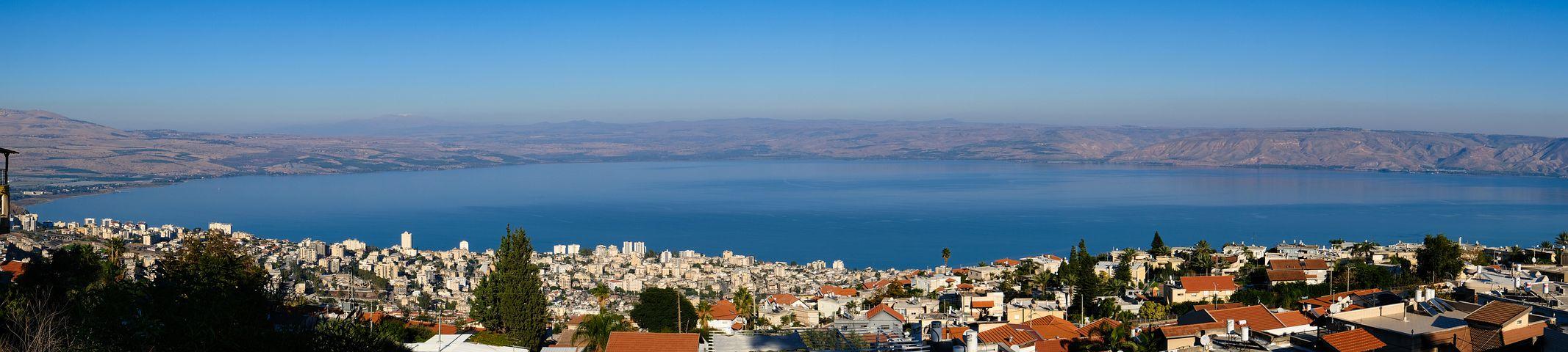 Revel in the Beauty of Tiberias