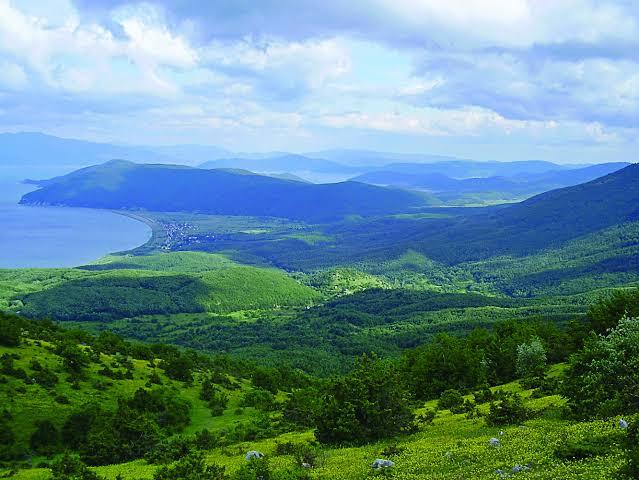 National Park Galichica