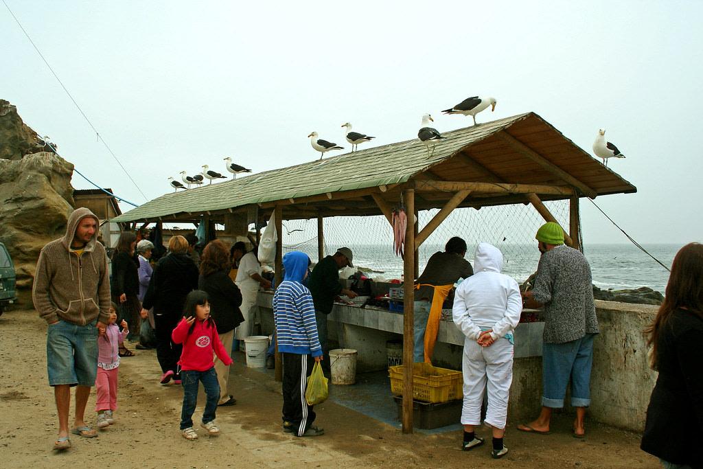 Fishing Village of Horcon