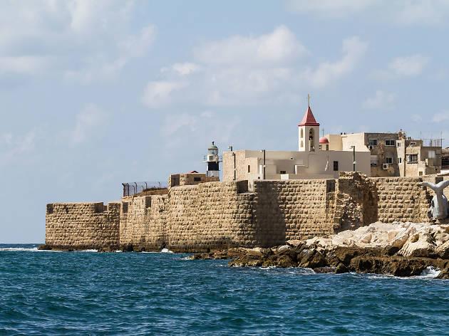 Explore the ancient city of Acre