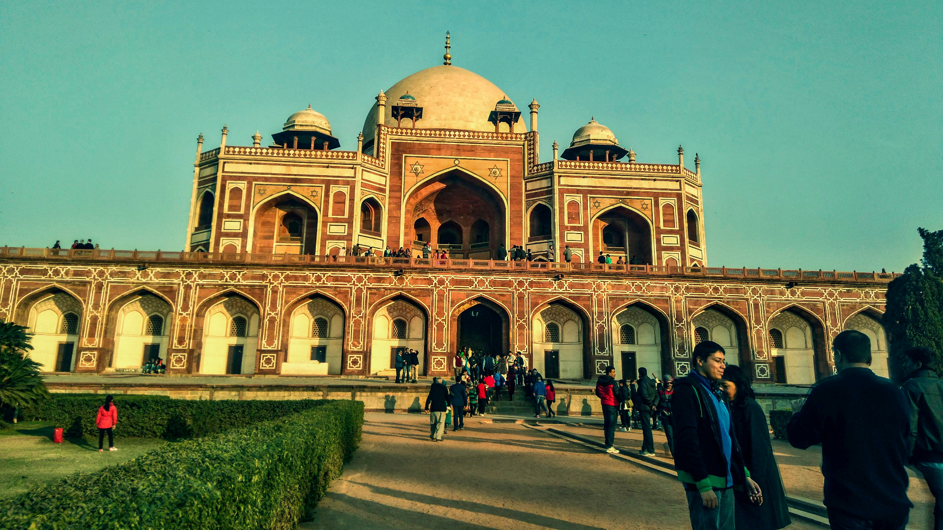 Heritage Tomb in Delhi