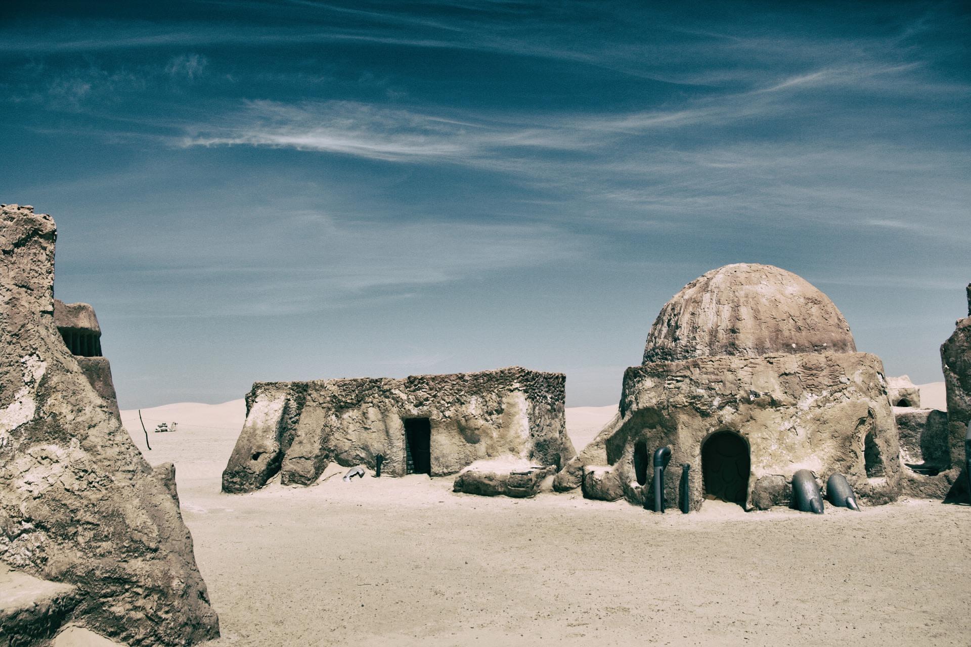 Gate of the Sahara