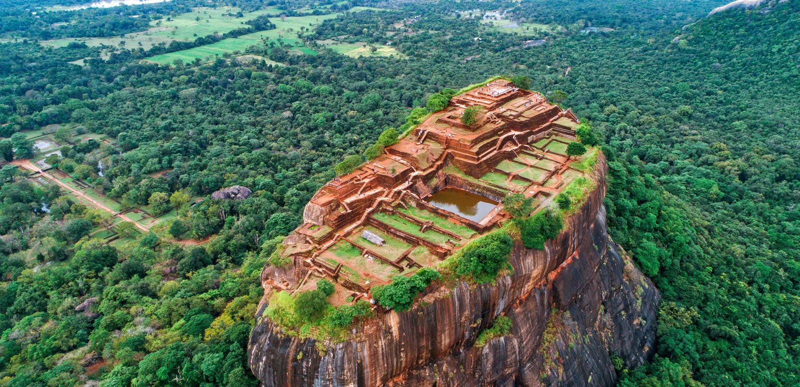Sigiriya: Rock Fortress