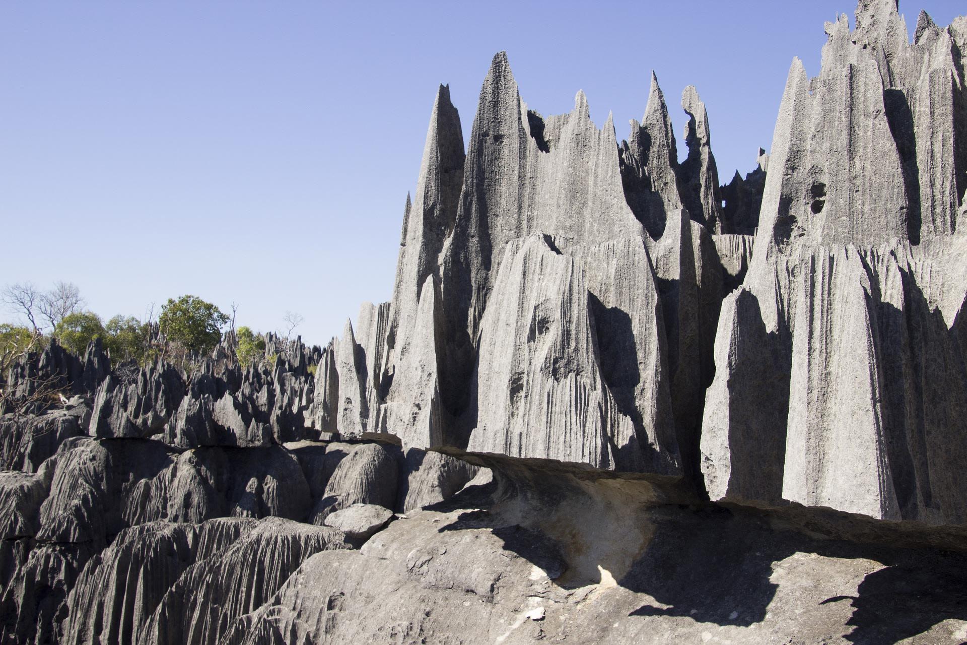 Tsingy National Park View