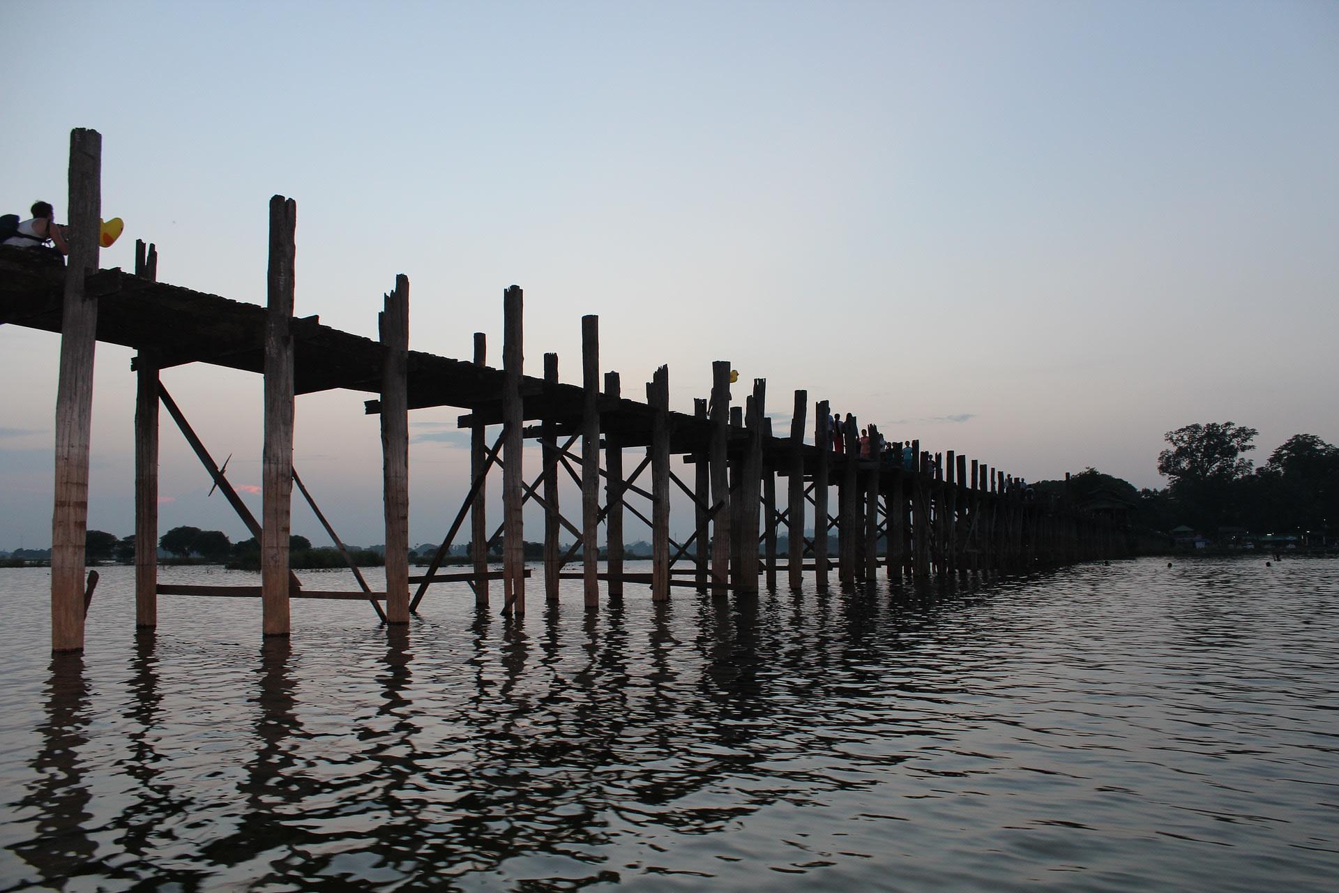 View near the Bridge
