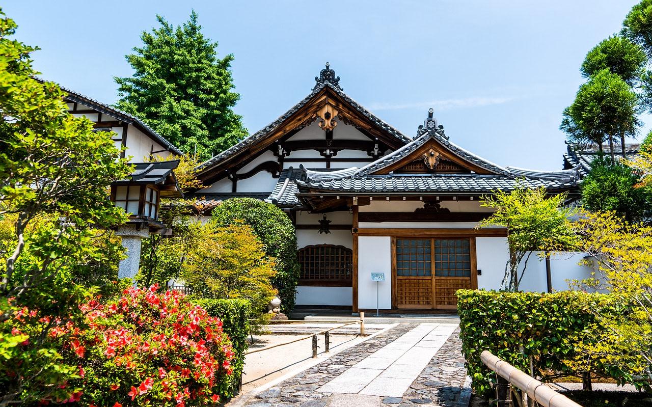 Visit the Zen Temple in Arashiyama