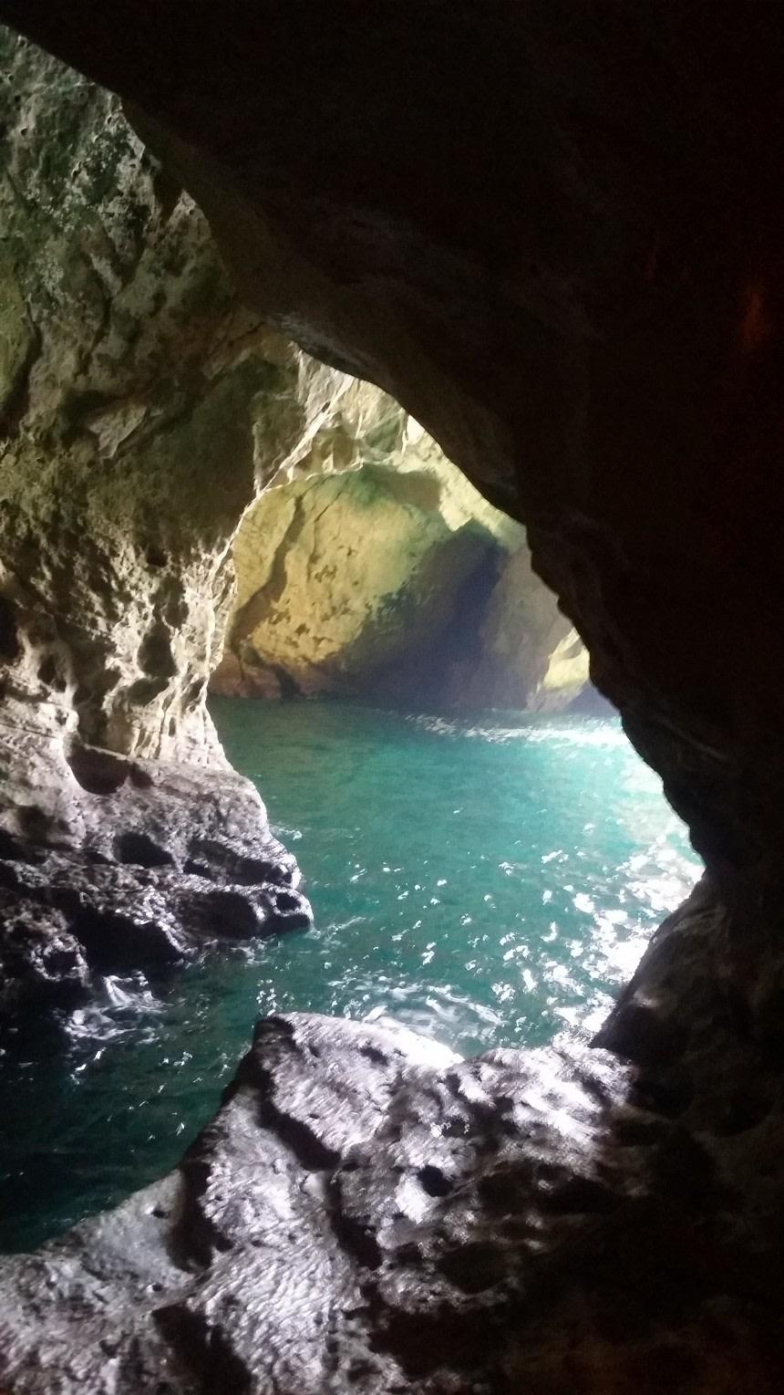 Keshet Cave