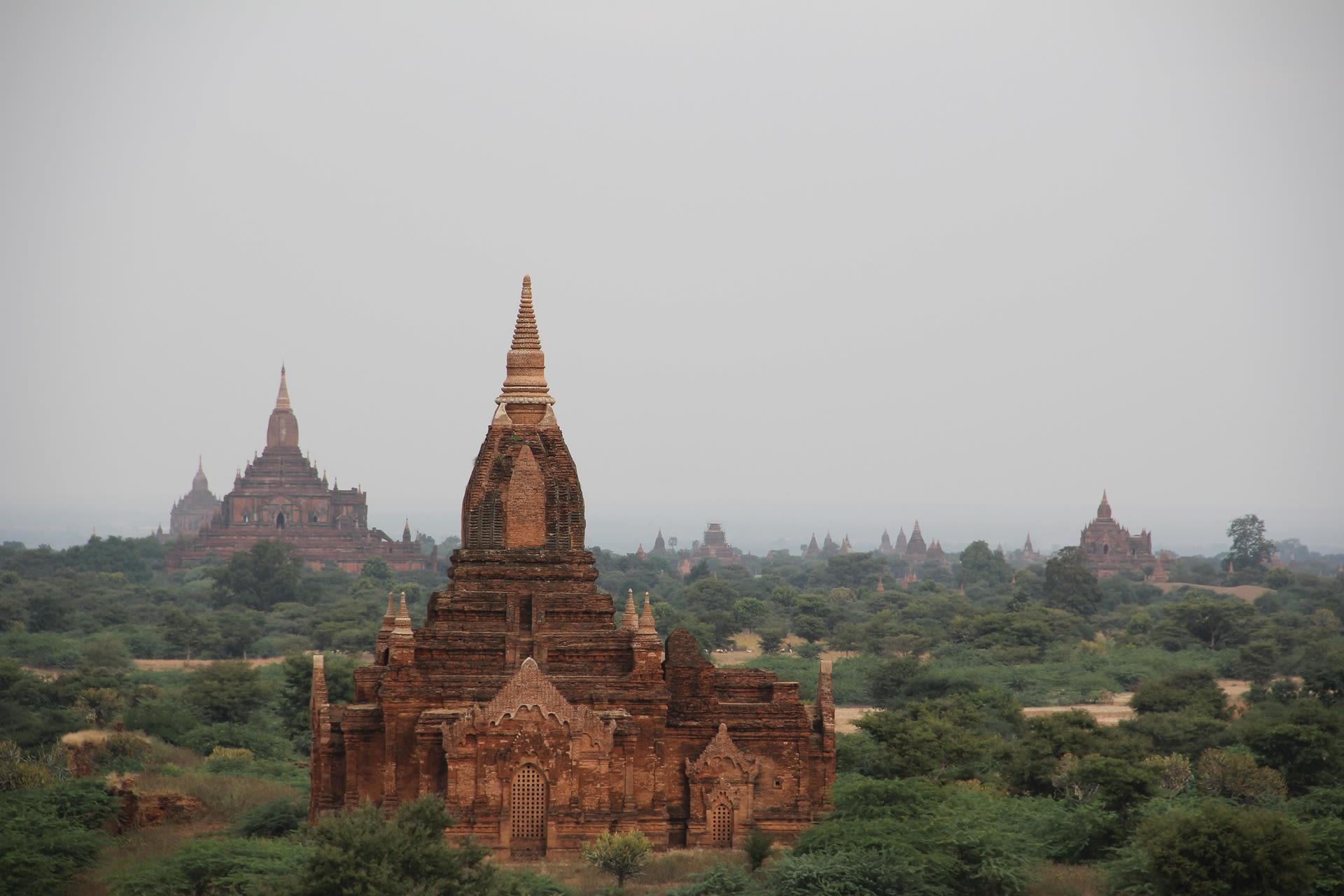 Local Pagodas