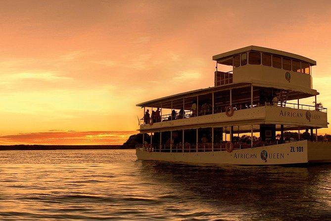 Sunset Zambezi River Cruise