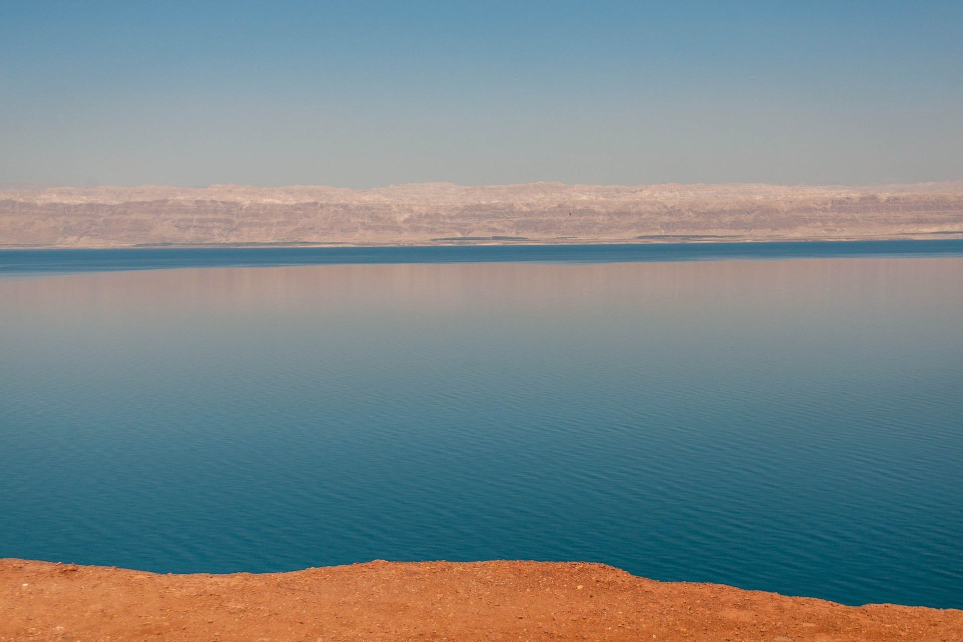 The Dead Sea View