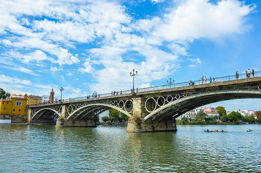 Puente de Isabel II or the Triana Bridge