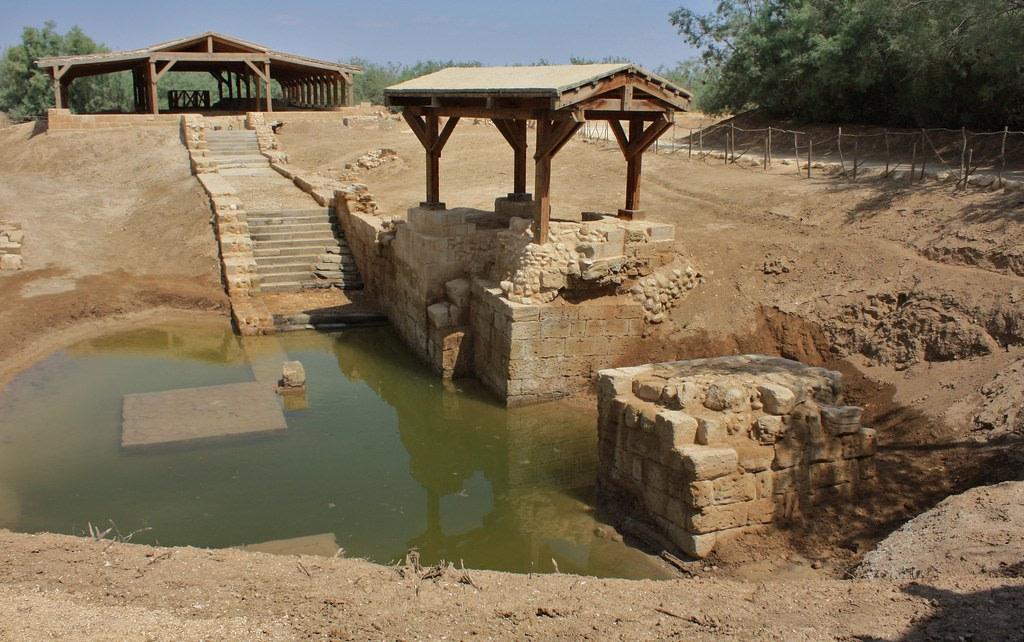Baptism Site of Jesus Christ, Jordan