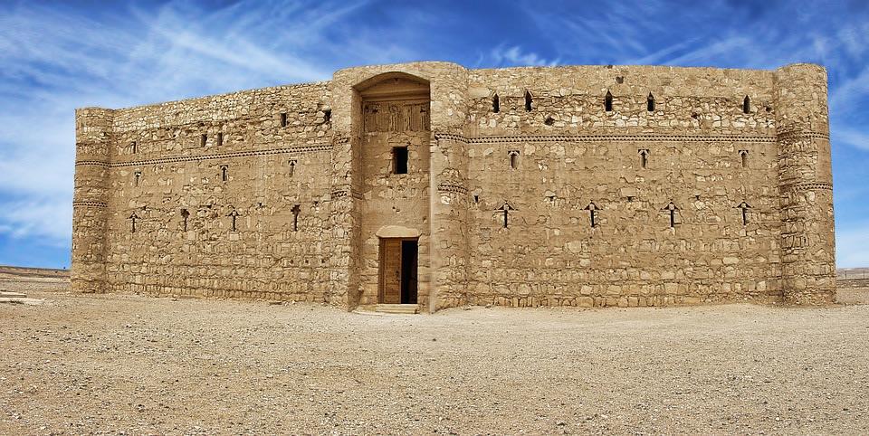 Jordan Desert Castle