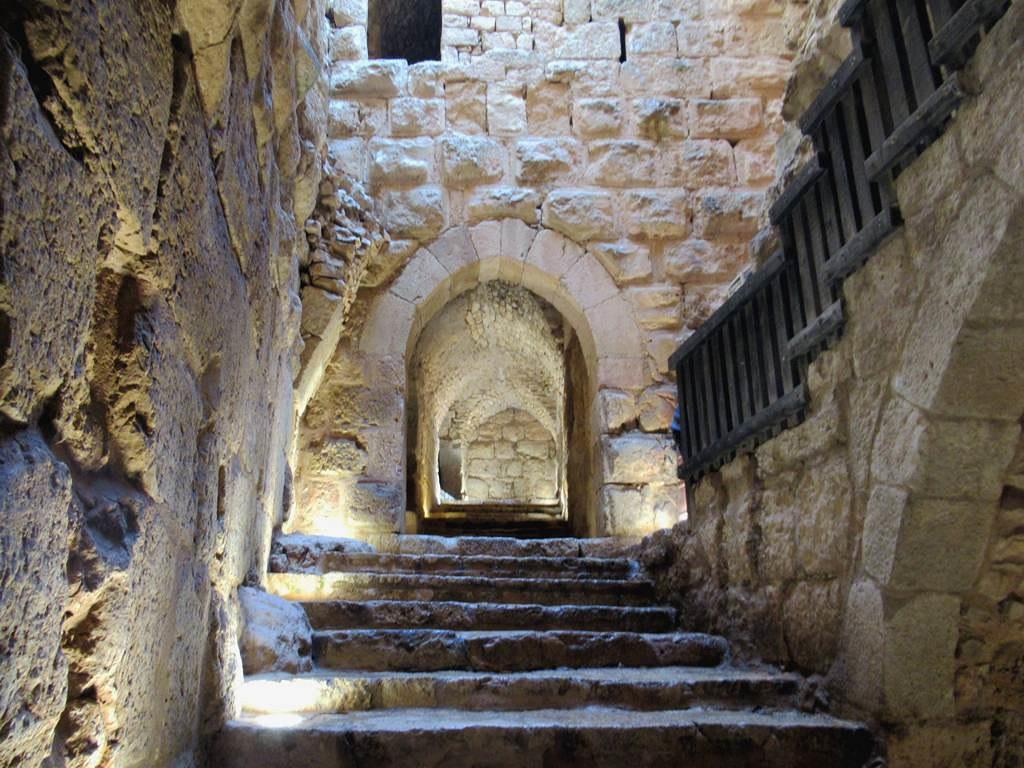 Saracen Castle, Ajloun