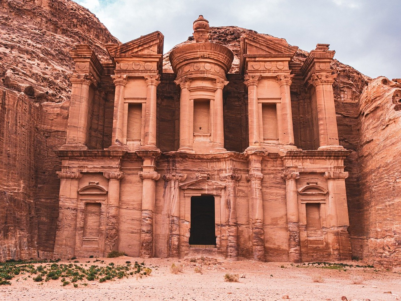 Petra (Rose City), Jordan