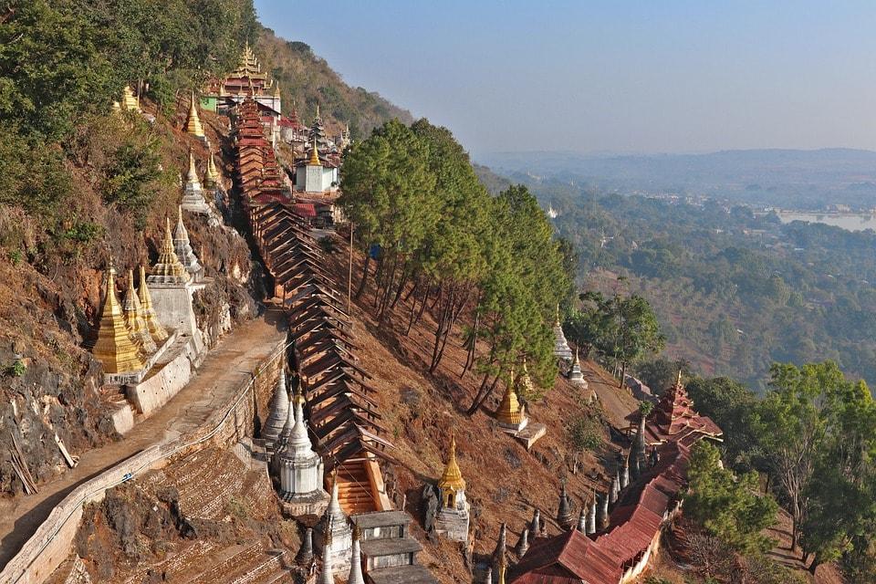 Pindaya, Myanmar