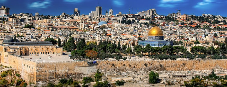 Jerusalem Cityscape