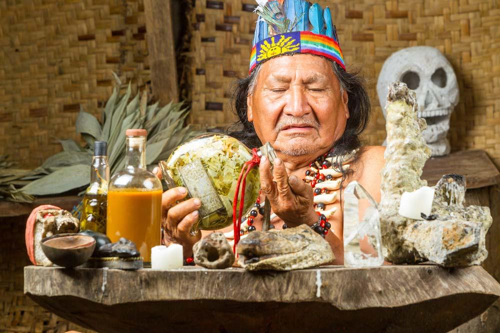 Ayahuasca Ceremony