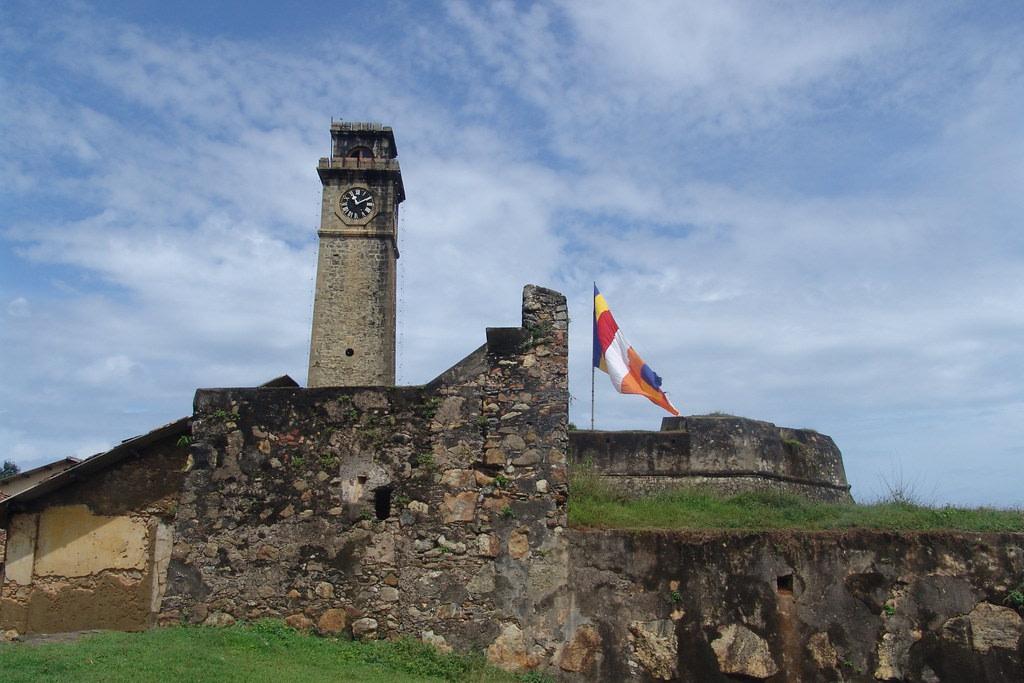 Dutch Fort, Galle