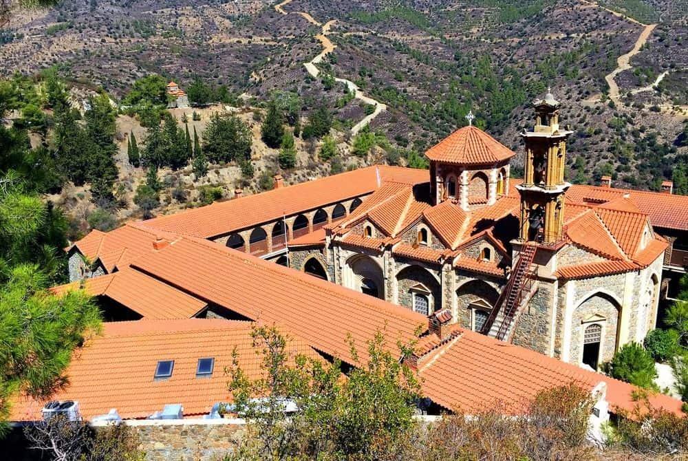Panagia Machaira Monastery