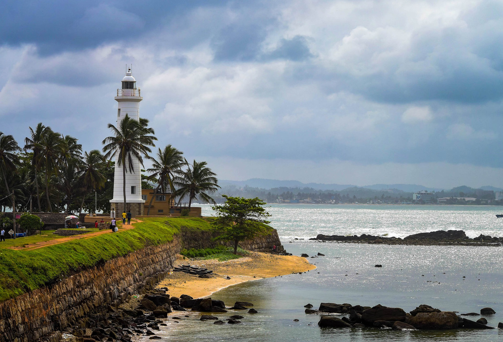 Stroll Along the Scenic Coast of Galle