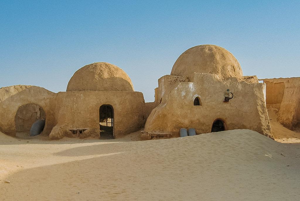 Tatooine, Tunisia