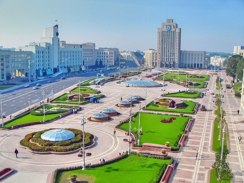 The Freedom Square