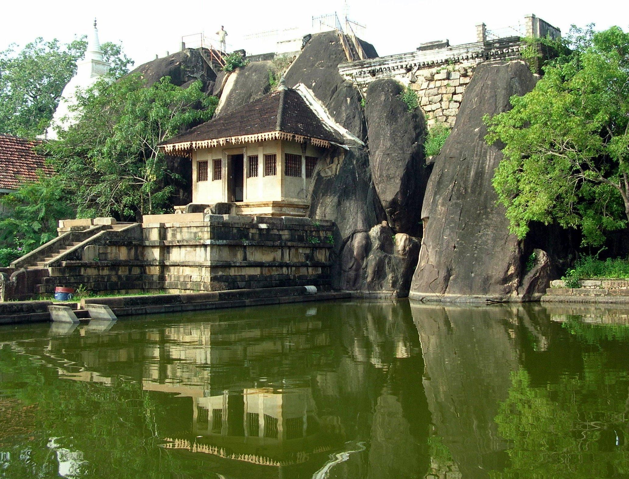 Isurumuniya Vihara, Sri Lanka