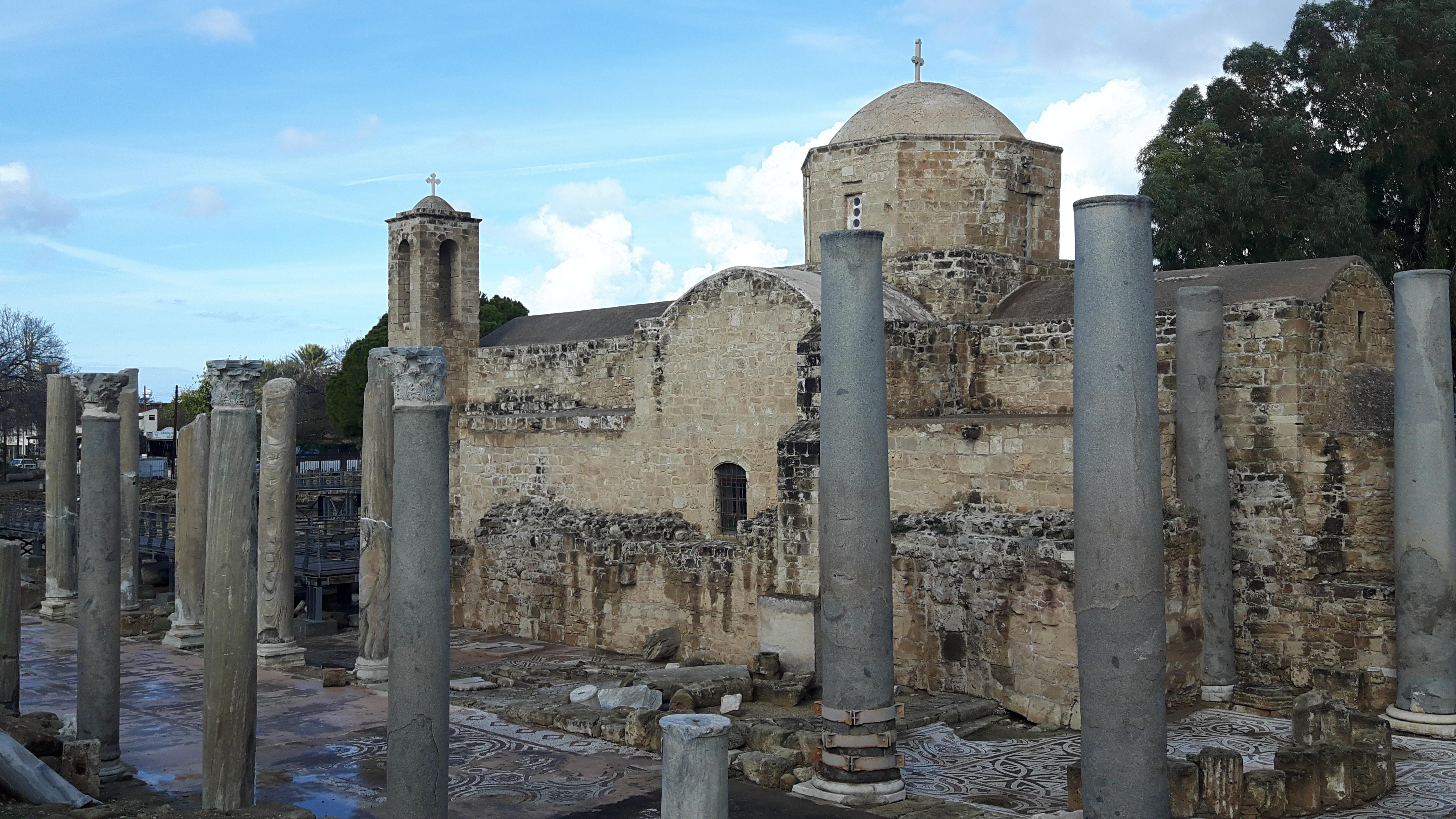 Chrystopolitissa Church