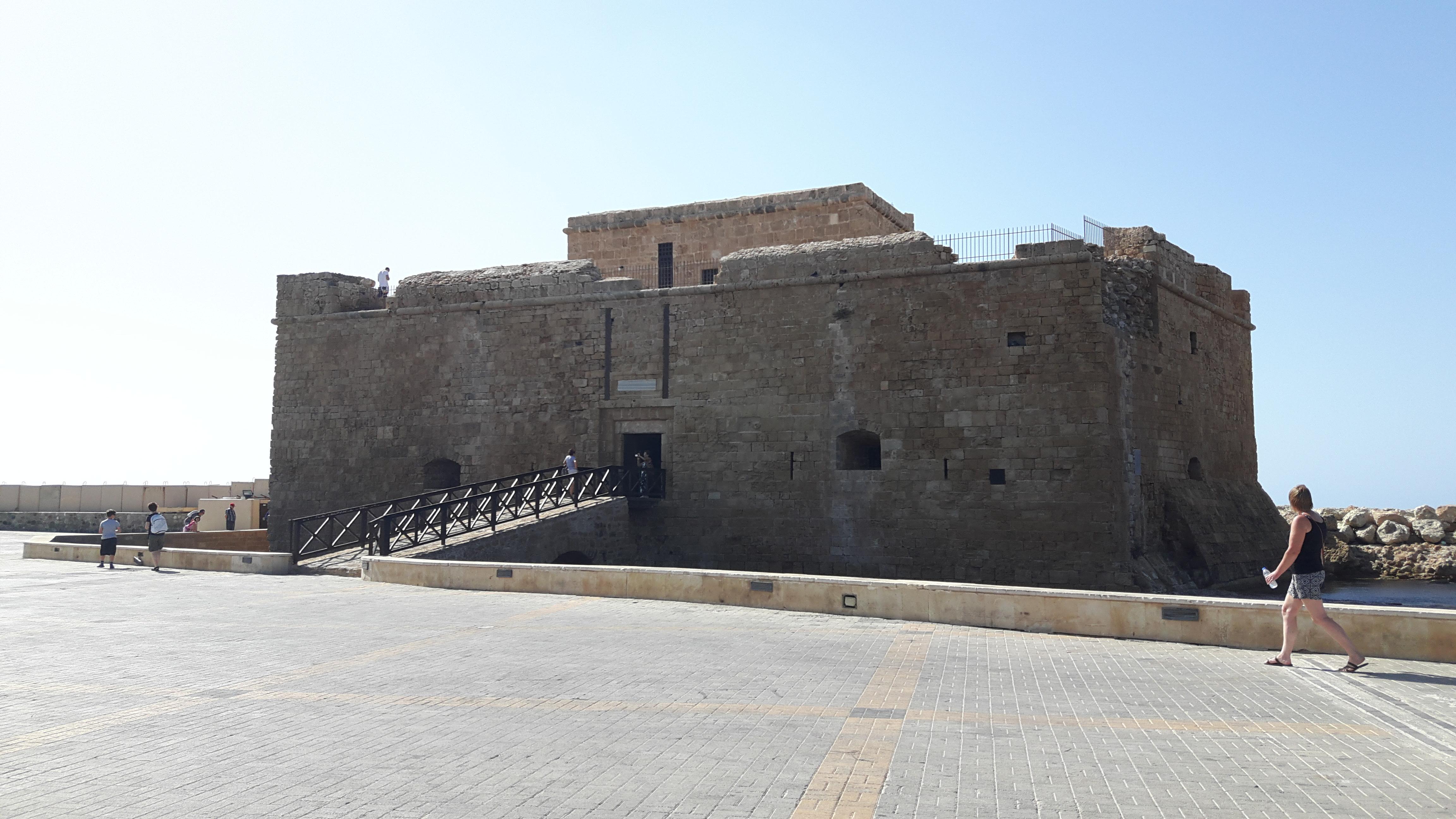 Paphos Fort