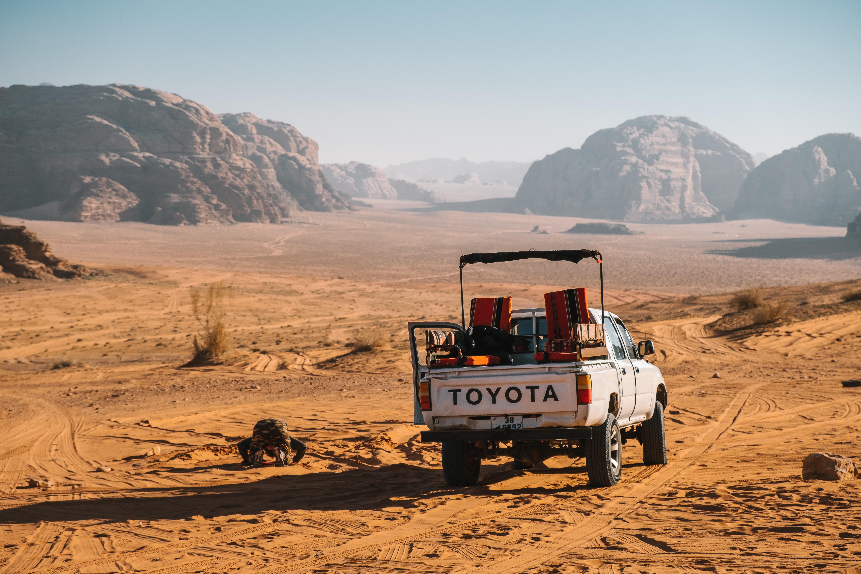 Explore the Wadi Rum Desert