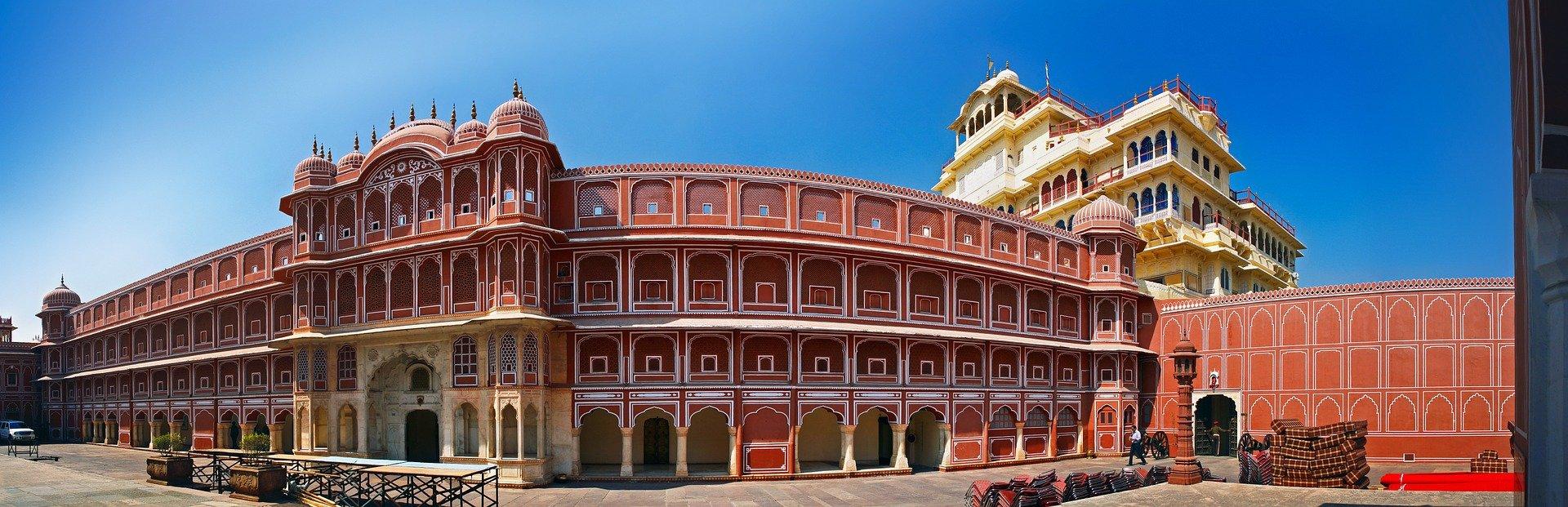 Tour the City Palace, Jaipur