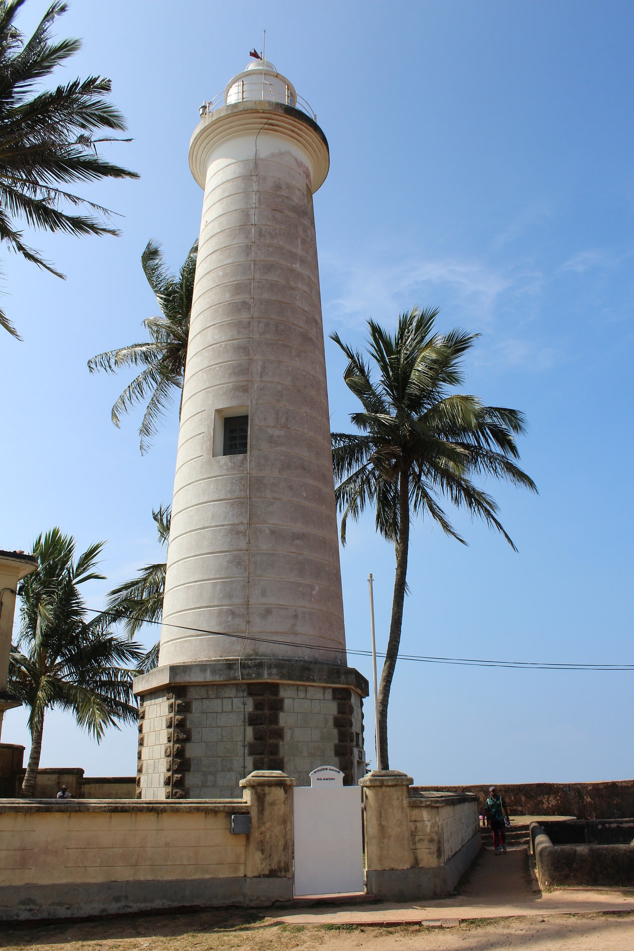 Go to see the Galle Fort