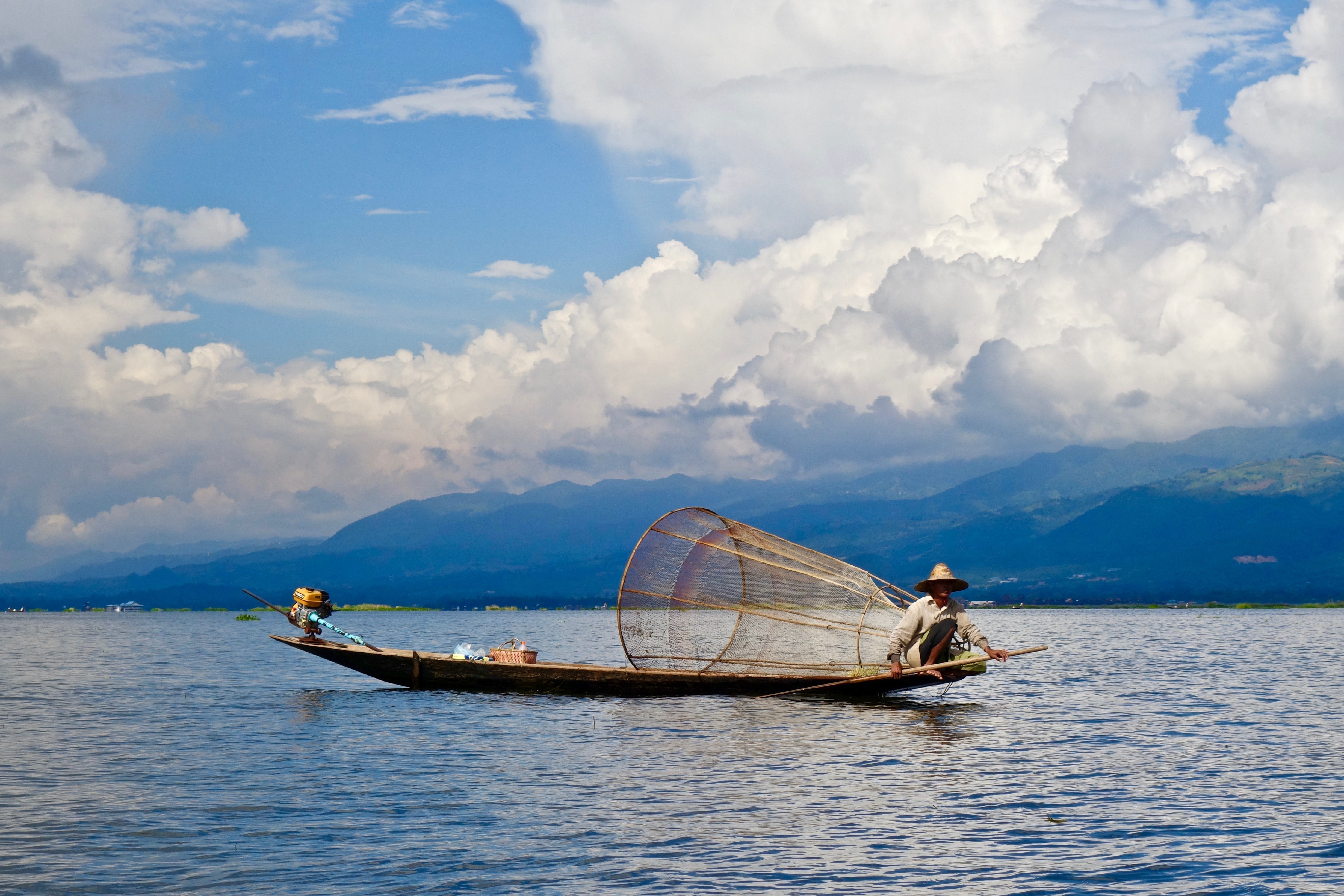 Visit the Exquisite Inle Lake