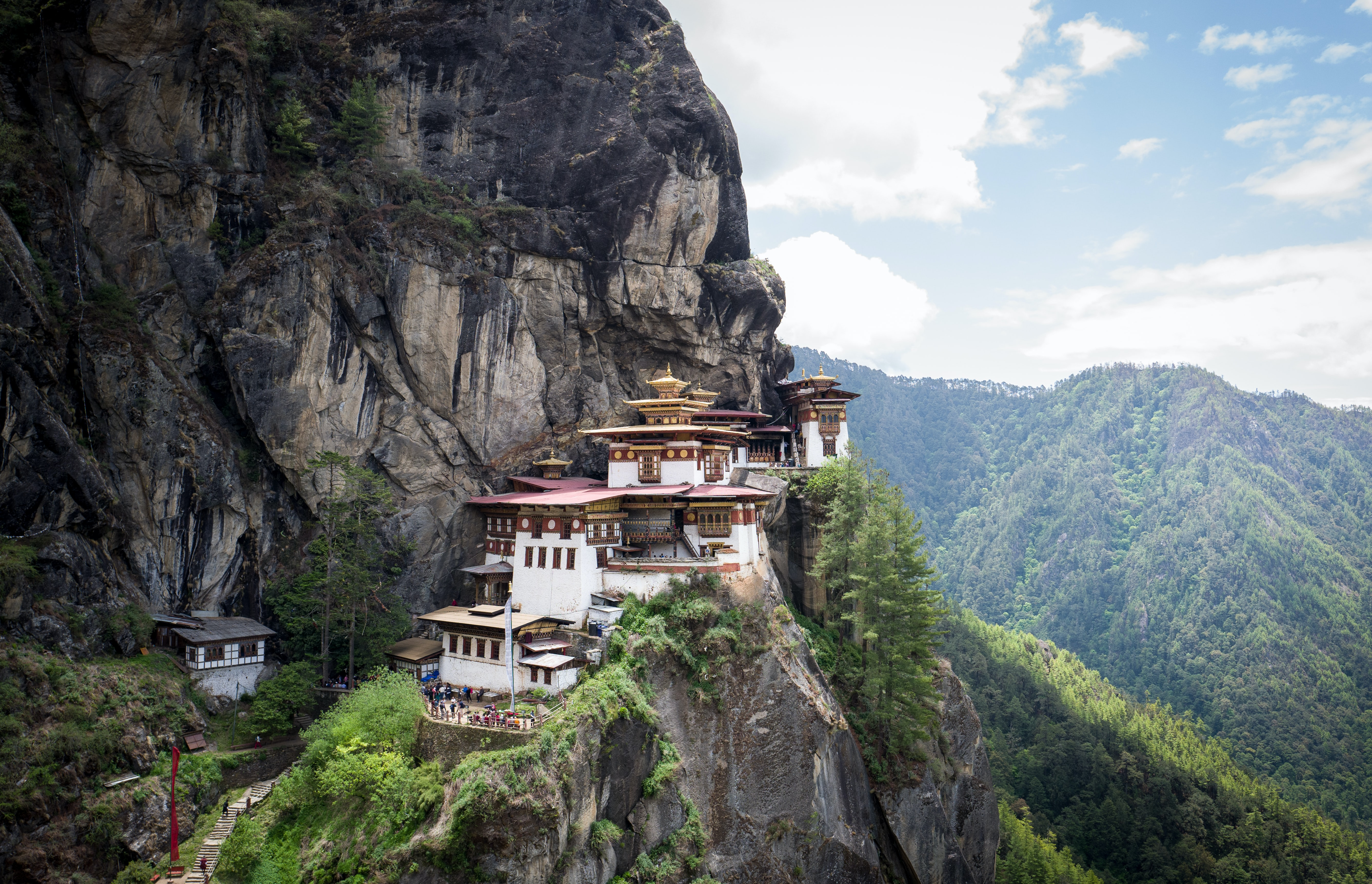Visit the Sacred and Beautiful Monasteries