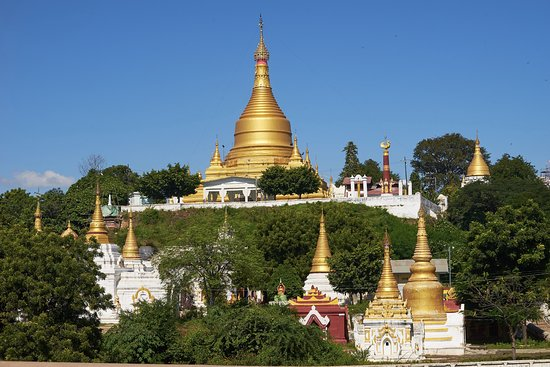 Marvel at the Scenic View from Sagaing Hill
