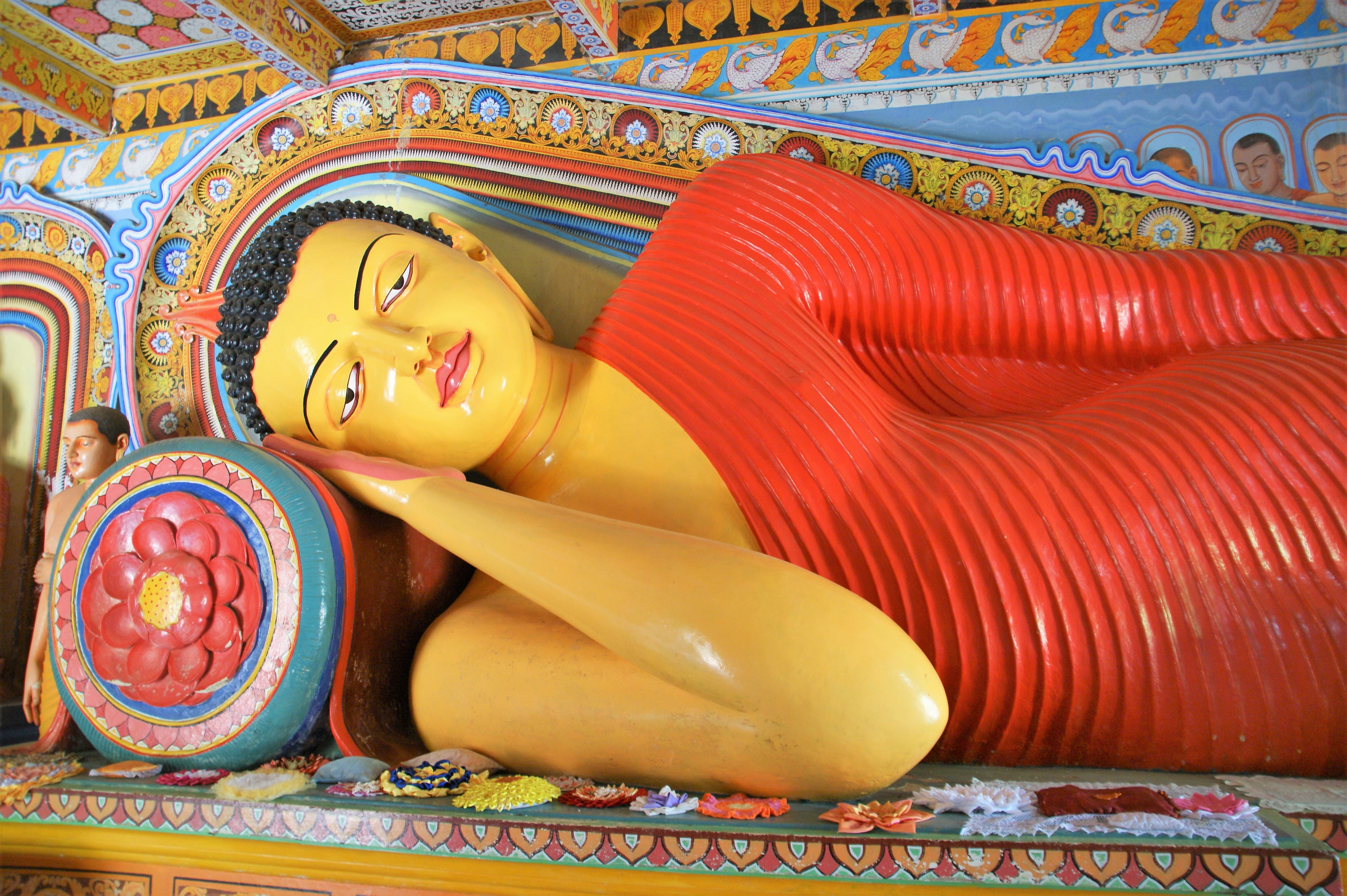 See some of the most famous and tallest Dagoba of Sri Lanka in  Anuradhapura