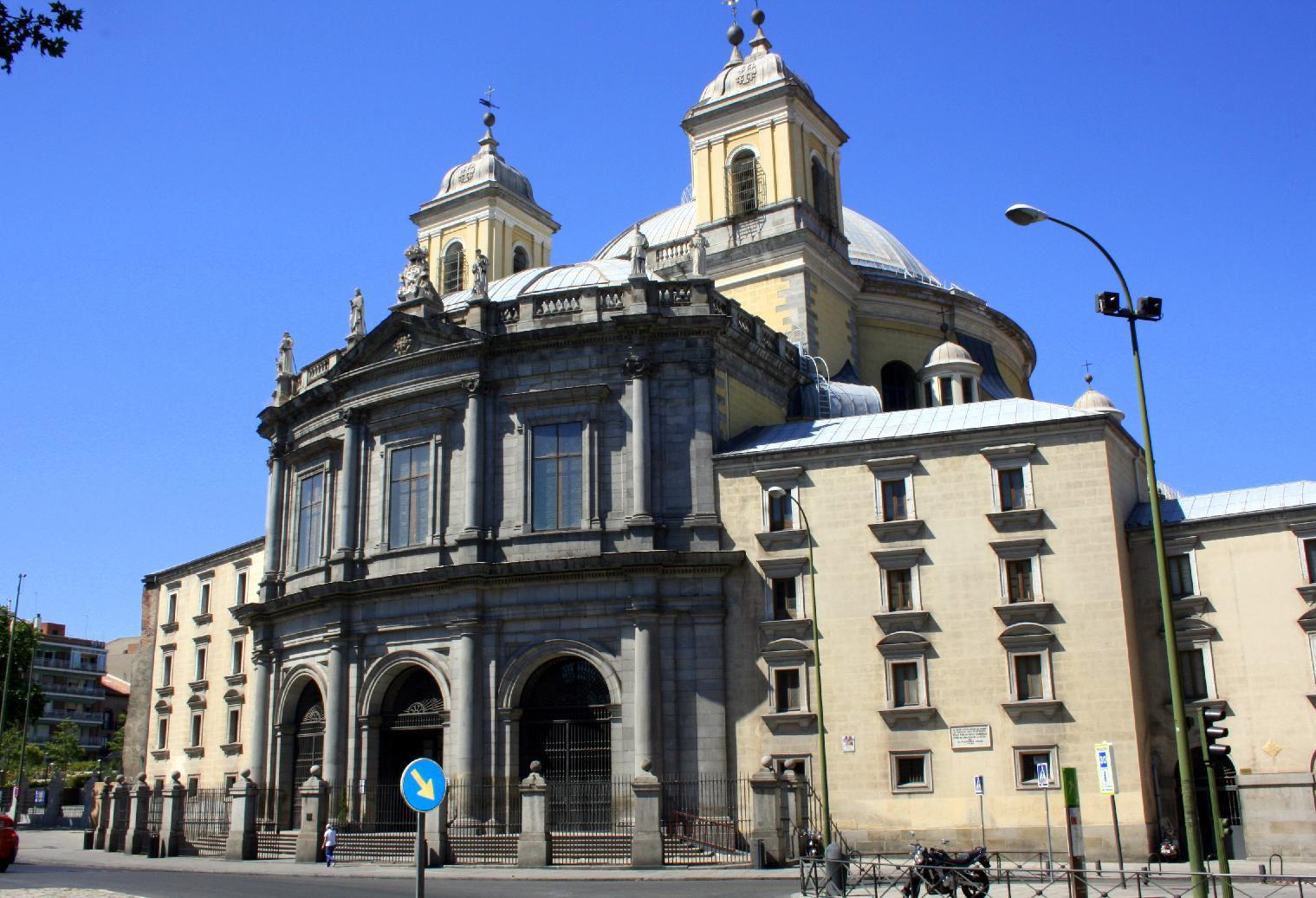 The Basilica of San Francisco