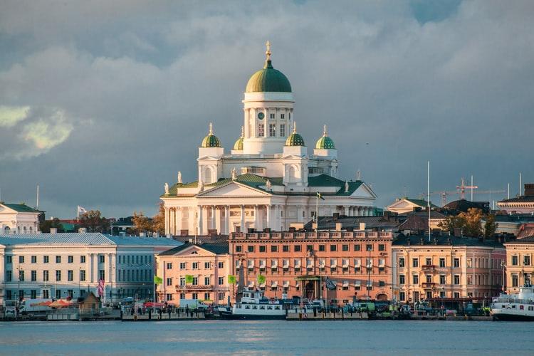 See the UNESCO Heritage Site of Suomenlinna Sea Fortress