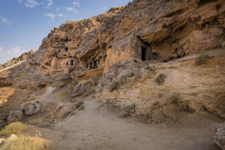 Witness the Saint Maroun Mountain Carved Monastery