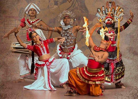 Enjoy the cultural dance
