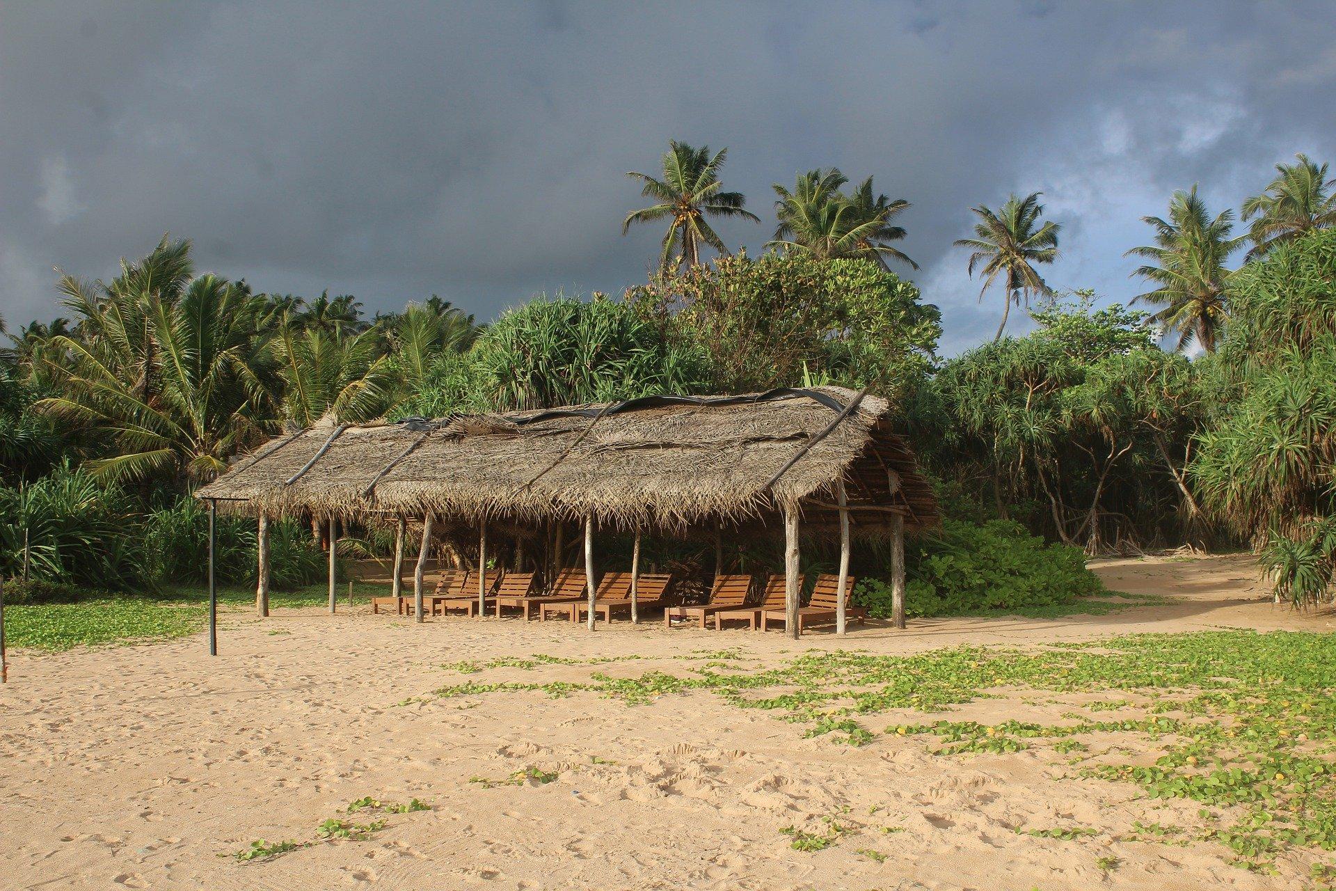 Unwind at the beaches of Bentota