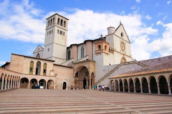 Explore Saint Francis Basilica