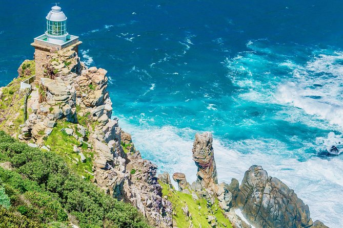 Witness the view from Cape Point