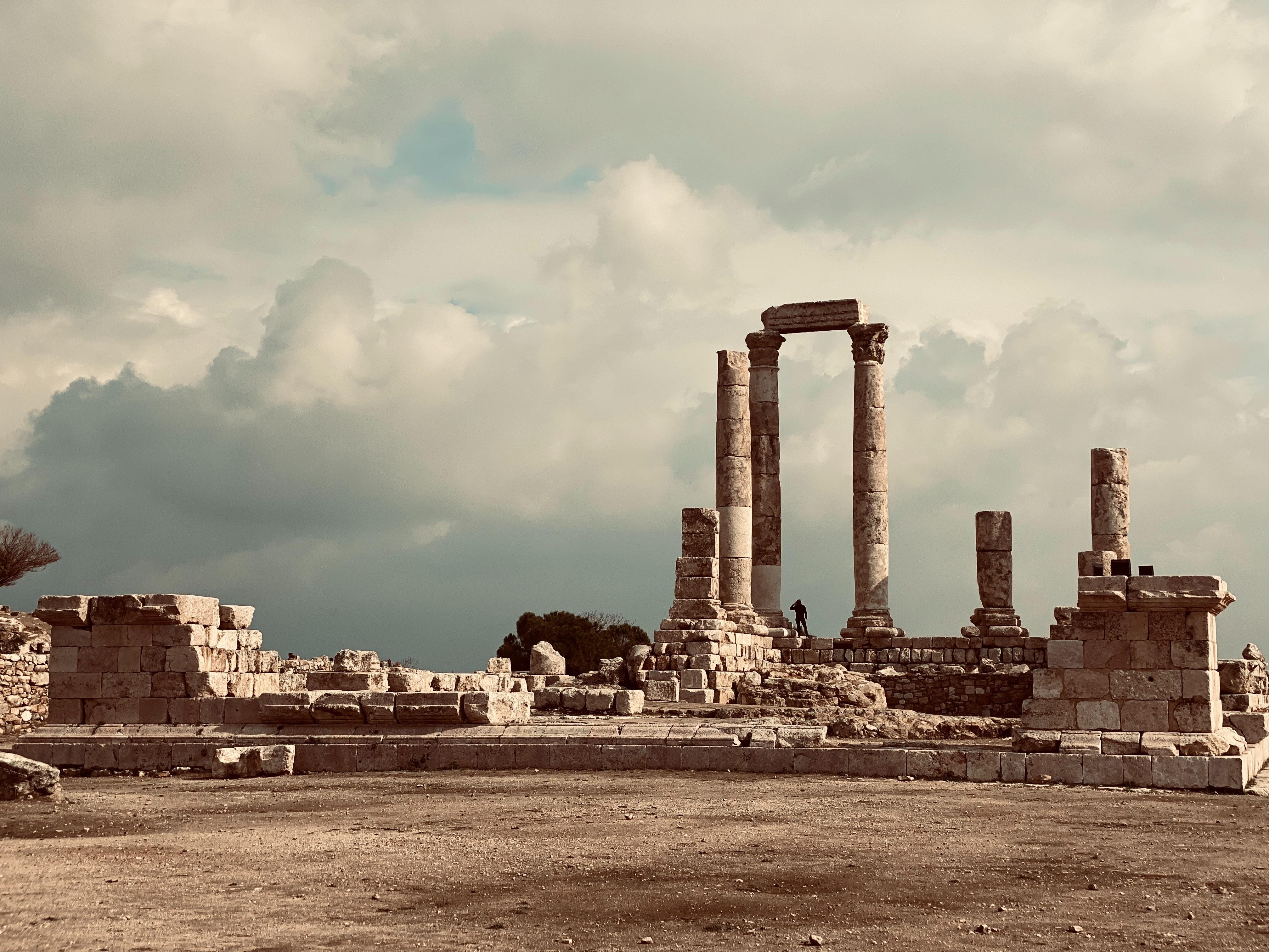 Witness the roman ruins of Citadel