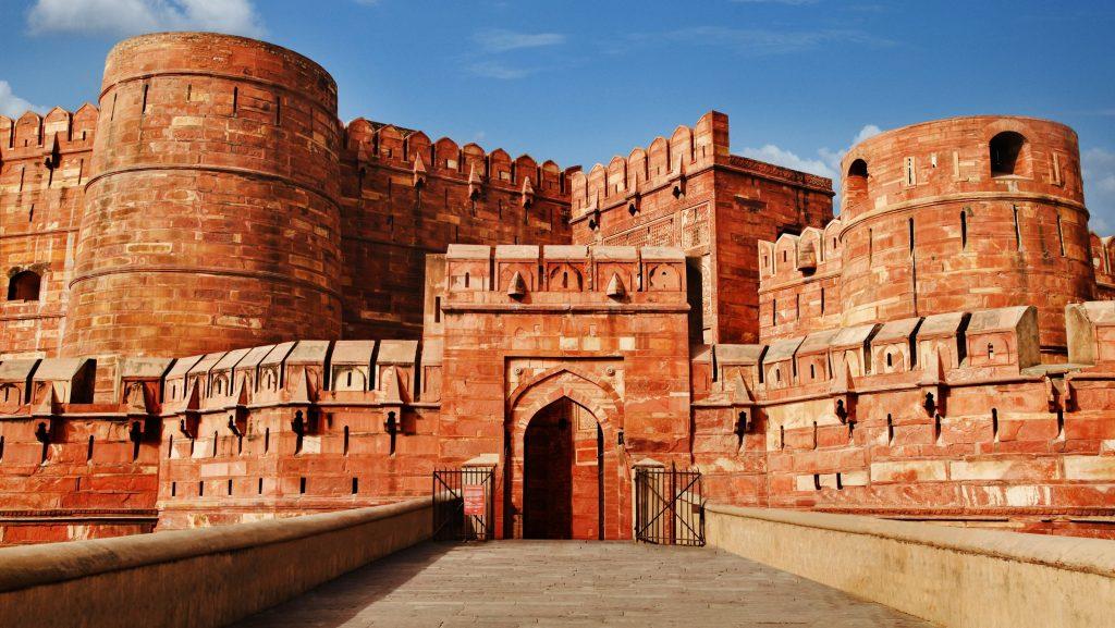Explore Agra Fort, Agra, India